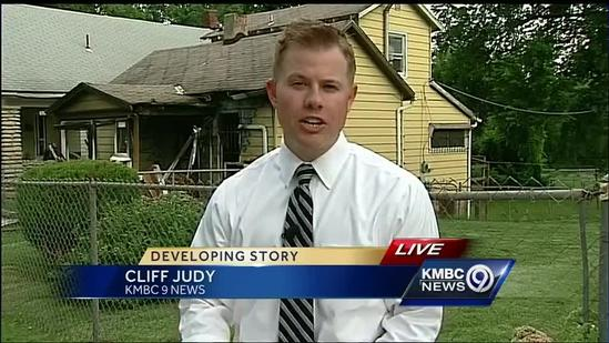 Fire reported at home of KCK teen charged with murder