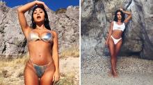 MAFS' Martha shares holiday bikini snaps from Greece