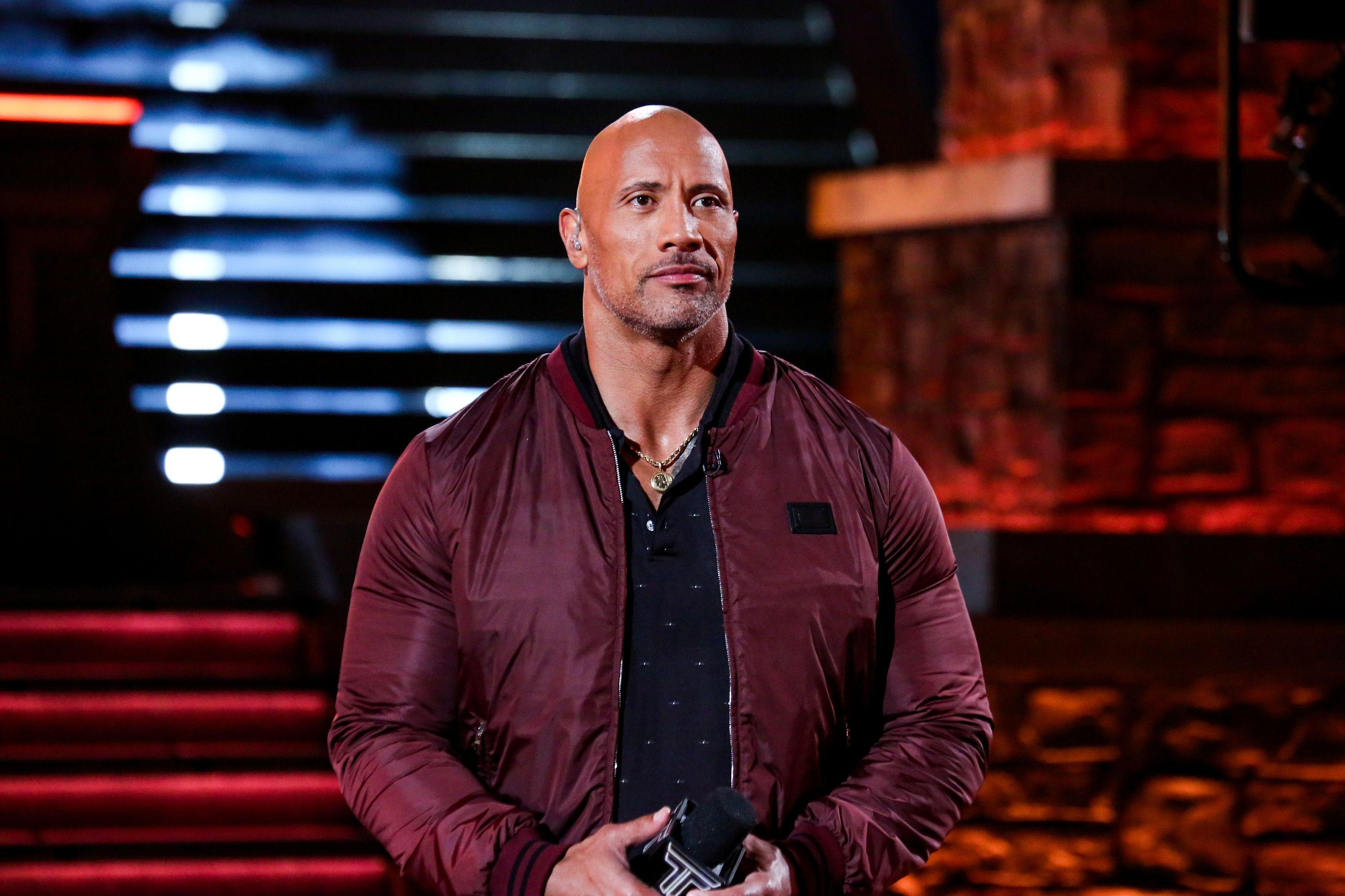 Dwayne 'The Rock' Johnson Is Fine With Nate Diaz Calling Him Out At UFC 244 - Yahoo Entertainment