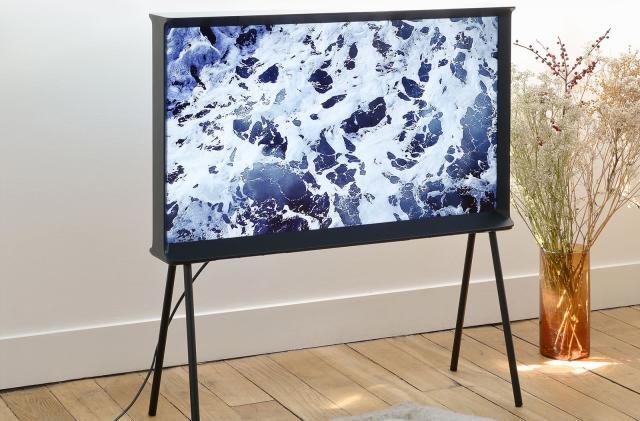 Samsung's designer Serif TV reaches the US for $1,499