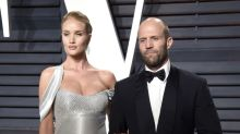 Rosie Huntington-Whiteley and Jason Statham Welcome Baby Boy