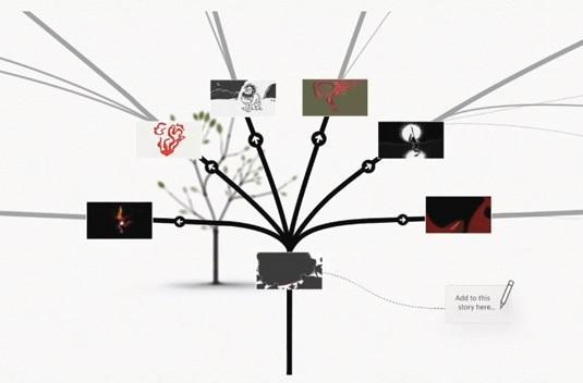 The Exquisite Forest: crowdsourced art made possible by Chrome (video)