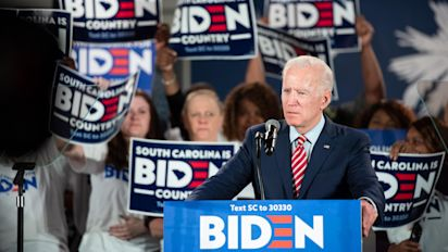 Biden's campaign may now hinge on one state