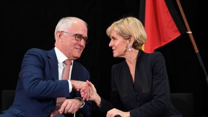 Australia looks for balance to China's rising power in Indo-Pacific region