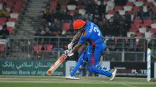Afghanistan hit world record T20 score as Zazai demolishes Ireland bowlers