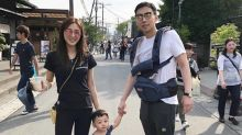 Carat Cheung pregnant with second child