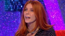 Strictly's Stacey Dooley limits her mum's visits on show