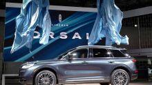Big automakers hope their luxury brand SUVs, sedans will rev up sales