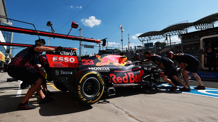 Verstappen英國GP事故後救出的引擎可續用