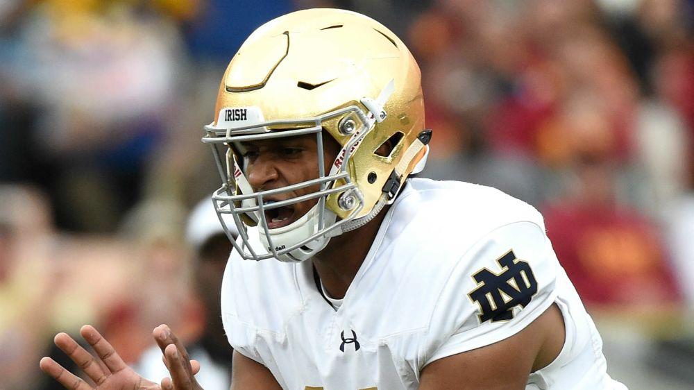 NFL Draft 2017: Confident DeShone Kizer compares himself to Tom Brady, Cam Newton