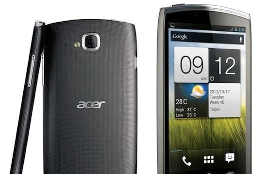 Acer CloudMobile now available for pre-order in the UK, expected to be released on September 5th