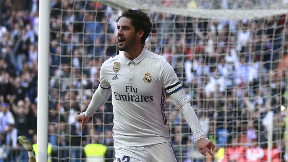 Isco diz que está próximo de renovar com o Real Madrid