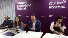 Los cambios que vendrán en el mapa territorial de Podemos