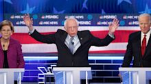 Based on 2016, Democrats have exactly one week to stop the Bernie bandwagon