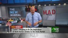 Cramer: Defense, the dollar and tech make up the market's...