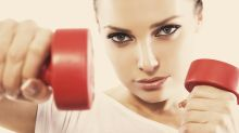 What happens to your skin if you work out with make-up on