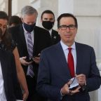 Mnuchin says a U.S. coronavirus relief bill could come this week