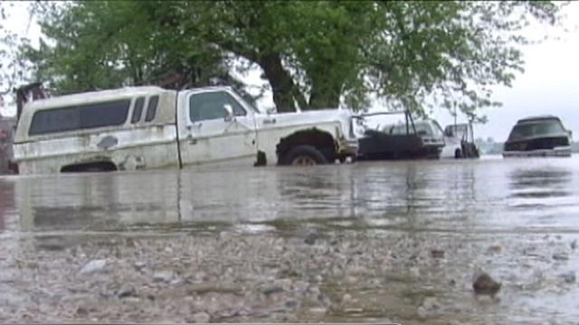 Severe Storms Brings Record Floods Across Midwest