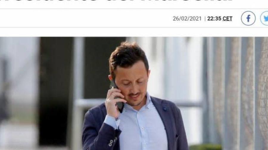 Foot - L1 - OM - Dans la presse espagnole, la «surprise» Pablo Longoria, nouveau président de l'OM