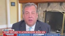 Chris Christie Tears Into Trump's Legal Team: 'A National Embarrassment'