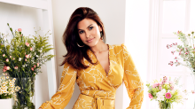'I just don't sleep well': Eva Mendes says this bedtime gadget is a 'life-saver'