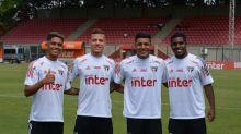 São Paulo planeja aumentar elenco com atletas do sub-20
