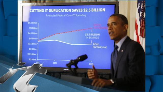 WASHINGTON Breaking News: White House Sees Smaller Budget Deficit in 2013
