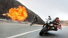 'Mission: Impossible 6' Director Hints at a Wild New Stunt: 'I Can See Tom Falling Off of It'