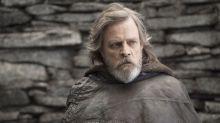 """""""Star Wars""""-Theorie: Wechselt Luke Skywalker auf die dunkle Seite der Macht?"""
