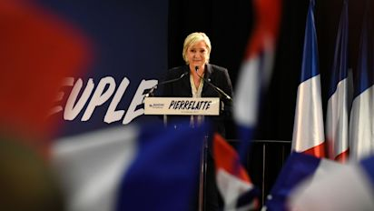 French farmers hope Marine Le Pen will free them from EU 'straitjacket'