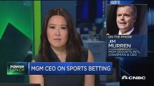 MGM CEO: We are ready to deploy sports betting almost imm...