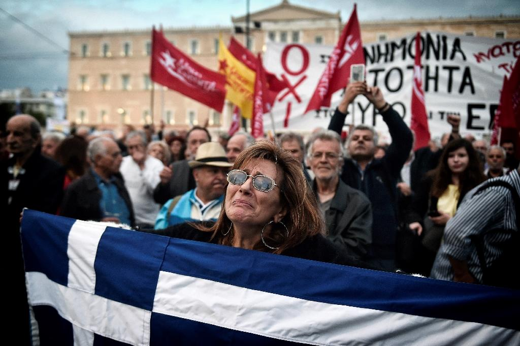 The IMF said it is not bending its rules to help crisis-ridden Greece, but hopes a compromise it offered can yield a deal next week
