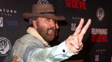 Nicolas Cage is playing Nicolas Cage in a brilliantly bizarre new movie
