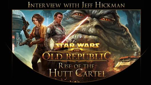 SWTOR's Jeff Hickman on the expansion and the state of the game