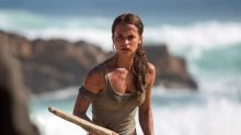 Alicia Vikander's 'Tomb Raider' diet and workouts are for badasses only
