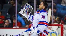 Lundqvist Won't Play for Caps This Season Due to Inflammation After Surgery
