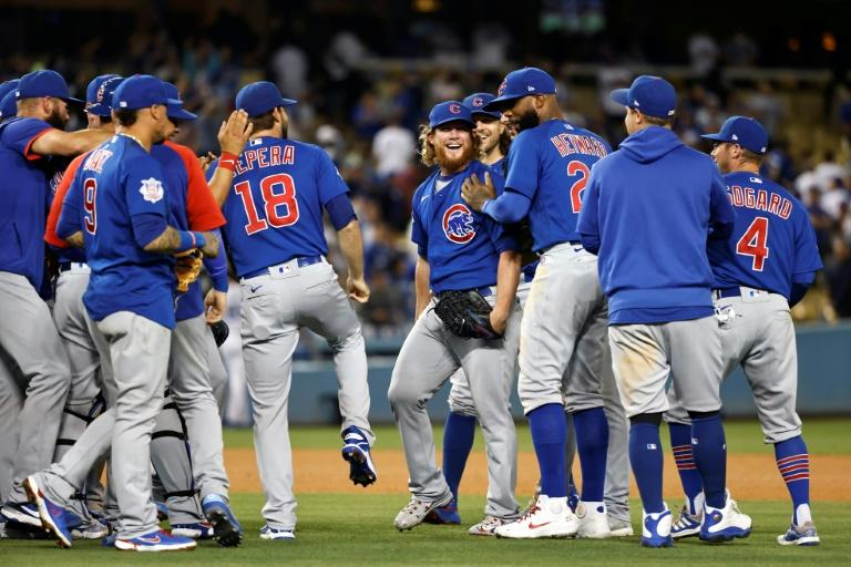 Cubs blank Dodgers for record 7th no-hitter of season