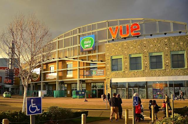 Vue wants you to crowdfund film screenings with your mates