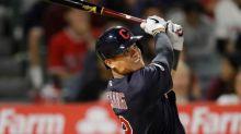 MLB/張育成本季首戰就敲首安 還貢獻精彩美技守備