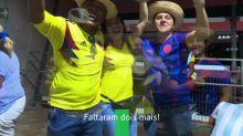 COPA AMÉRICA: Torcida colombiana se empolga com vitória sobre Argentina: 'Vamos ser campeões!'
