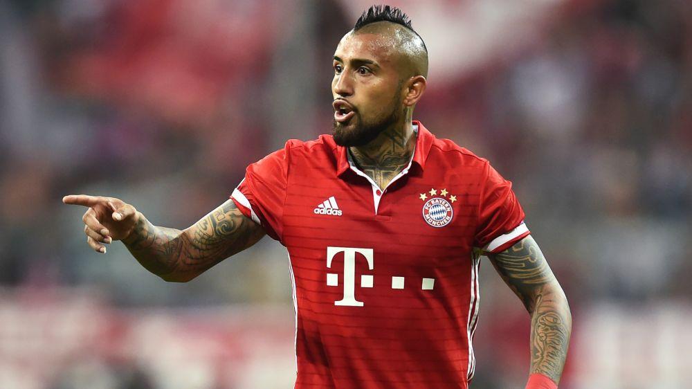 Vidal, camino a ser el mejor pago de Bayern Munich
