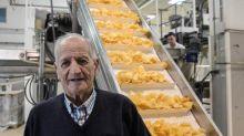 Crisp maker savours cameo role in Oscar-winning film
