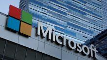 Microsoft beats second-quarter revenue estimates on cloud growth