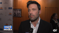 Ben Affleck's Advice to Up and Coming Directors: 'Do Not Have Sex With the Extras'