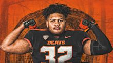 Keonte Schad, Minnesota defensive tackle transfer, commits to Oregon State Beavers
