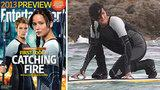 Video: Jennifer in Catching Fire - First Official Look at Steamy Scenes!