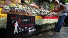 Thais remember 1976 student massacre as protests grow