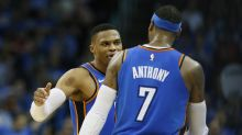 Russell Westbrook begins MVP defense with a triple-double for retooled Thunder
