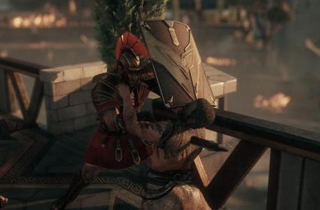 Ryse: Son of Rome trailers take a tour of the empire