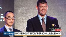 Crown Resorts' Packer Quits for 'Personal Reasons'